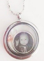 Memory photo charms