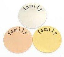 Memory locket plates