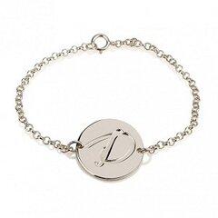 Monogram/initialen armband