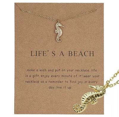 Beach seahorse