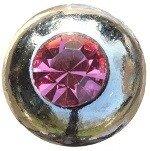 Roze mini petite click 12mm