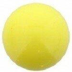 Klankbol geel 16mm