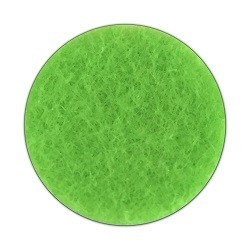 Parfum locket pad groen 22mm