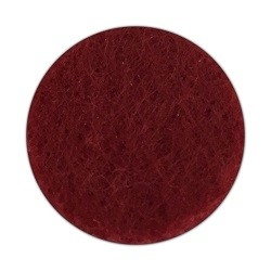 Parfum locket pad rood 22mm