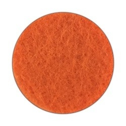 Parfum locket pad oranje 22mm