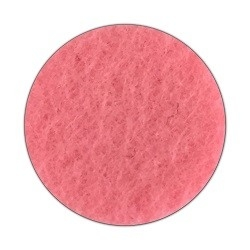Parfum locket pad roze 22mm