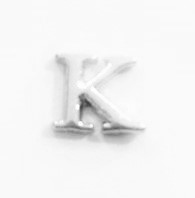 Memory lockets charm K