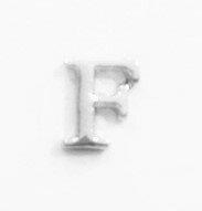 Memory lockets charm F