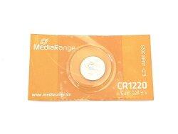 Knoopcel batterij CR1220