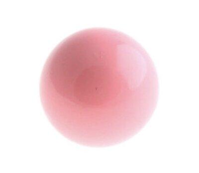 Klankbol roze 16mm